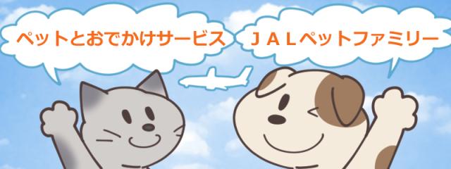 JAL(日本航空)を利用するときのペット同伴事情!ペットと一緒の旅行は可能?