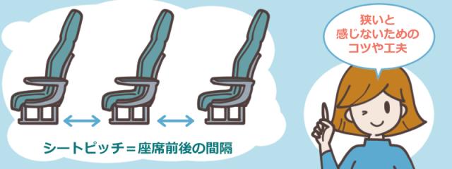 LCCの座席は狭い?上手に座席を選んでフライトを楽しもう!